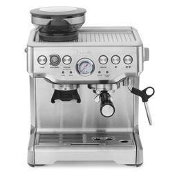 Breville Barista Express Espresso Maker, Model # BES870XL   Williams-Sonoma