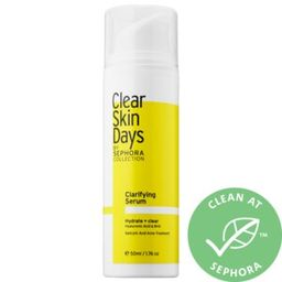 Clear Skin Days by Sephora Collection Clarifying Serum   Sephora (US)