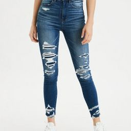 AE Ne(x)t Level Highest Waist Jegging Crop | American Eagle Outfitters (US & CA)