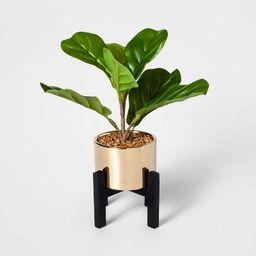 Faux Fiddle Leaf Fig Plant - Project 62™ | Target
