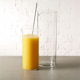 Beaker Glass PitchersCB2 Exclusive Change Zip Code: SubmitClose$5.95 - $7.95(4.8)  out of 5 stars... | CB2