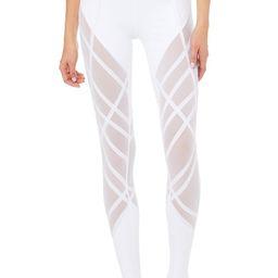 High-Waist Wrapped Stirrup Legging | Alo Yoga