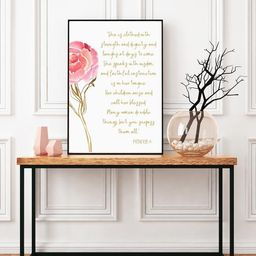 Mothers Day Gift from Daughter, New Mom Mothers Day Gift, First Mothers Day, 1st, Inspirational W...   Etsy (US)