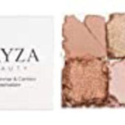 Oryza Beauty Nude Shimmer & Contour Eyeshadow Palette | Amazon (US)