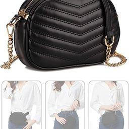 Fashion Women 3ways in 1 Crossbody Satchel Bag Small Purse and Tote Shoulder Handbags   Amazon (US)