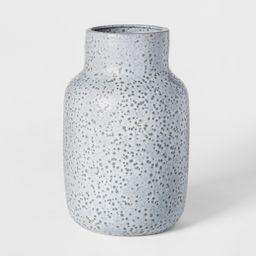 Vase - Light Blue - Threshold , Gray | Target
