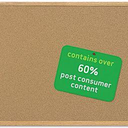 MasterVision SB1420001233 Earth Cork Board, 48 x 72, Wood Frame | Amazon (US)
