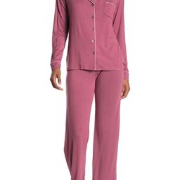 UGG | Lenon Long Sleeve Top & Pants Pajama 2-Piece Set | Nordstrom Rack | Nordstrom Rack
