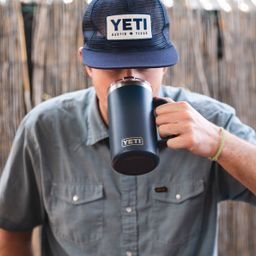 Rambler 24 oz Mug with Standard Lid | YETI Cooler