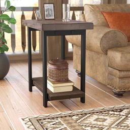 Thornhill Solid Wood End Table   Wayfair North America