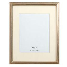 "Eliza Gilt Picture Frame, 5"" x 7"" Narrow Frame, Champagne Gilt | Pottery Barn (US)"