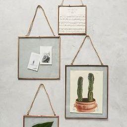 Viteri Hanging Frame | Anthropologie (US)