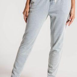 Knit Denim Jogger Pant in Dusty Blue by Z Supply | Z Supply