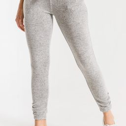 Marled Ankle Pant in Heather Grey by Z Supply | Z Supply