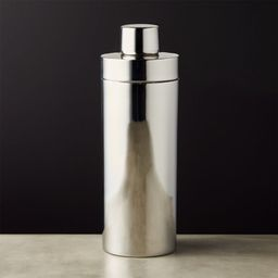 Column Stainless Steel Cocktail ShakerCB2 Exclusive In stock and ready to ship.ZIP Code 75201Chan...   CB2