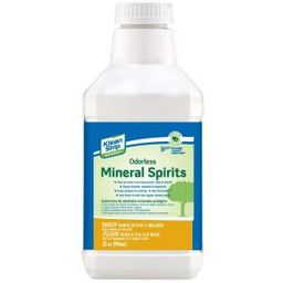 1 qt. Odorless Mineral Spirits Substitute   The Home Depot