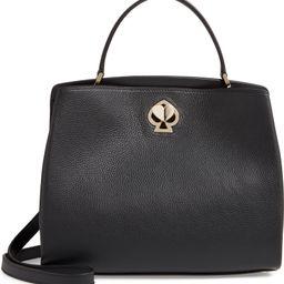medium romy leather satchel | Nordstrom