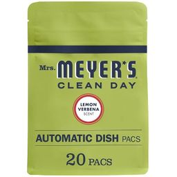 Mrs. Meyer's Lemon Verbena Auto Dish Soap - 0.71oz   Target
