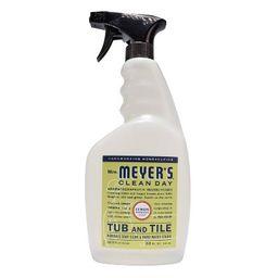 Mrs. Meyer's Lemon Verbena Tub and Tile Spray Cleaner - 33 fl oz   Target