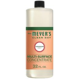 Mrs. Meyer's Geranium All Purpose Cleaner Concentrate - 32 fl oz   Target