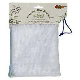 Natural Home Veggie Bags   Target