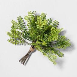 Faux Leaf Mini Stem Large Bundle - Hearth & Hand™ with Magnolia | Target