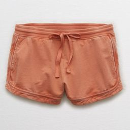 Aerie Sunwashed Desert Short Women's Canyon Creek XL | American Eagle Outfitters (US & CA)