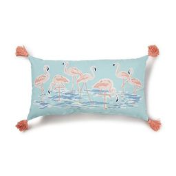 SONOMA Goods for Life® Indoor/Outdoor Flamingo Throw Pillow | Kohl's