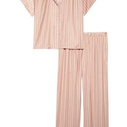 Stripe Crop Pajamas | Nordstrom