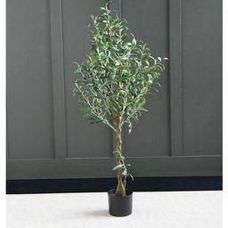 120cm Artificial Olive Tree   La Redoute (UK)