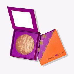 sugar rush™ sun & fun baked bronzer   tarte cosmetics