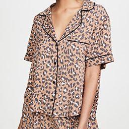Darcie Short Sleeve Pajama Set | Shopbop