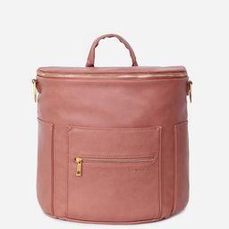 The Original Diaper Bag - Dusty Rose | Fawn Design