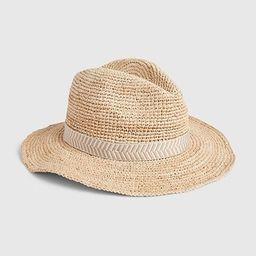 Packable Panama Hat   Gap (US)