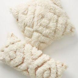 Textured Indira Pillow | Anthropologie (US)