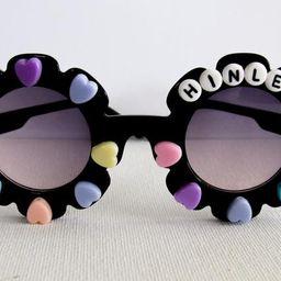 Personalized Sunglasses | Girls Sunglasses | Etsy (US)