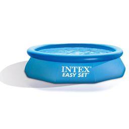 Intex 10ft x 30in Easy Set Inflatable Pool & Type H Filter Cartridge (6 Pack) | Walmart (US)