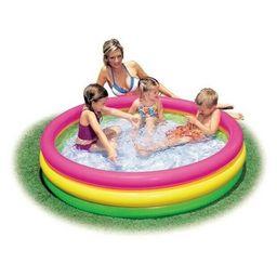 Intex 57422EP 54 x 12 in. 3-Ring Inflatable Pool | Walmart (US)