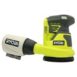 Ryobi 18-Volt ONE+ 5-Inch Cordless Random Orbit Sander Tool-Only P411 | Walmart (US)