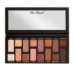 Born This Way The Natural Nudes Skin-Centric Eyeshadow Palette   Cult Beauty (Global)