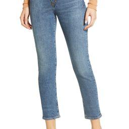 Toni Straight Leg Jeans | Nordstrom