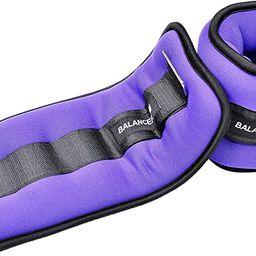 BalanceFrom GoFit Fully Adjustable Ankle Wrist Arm Leg Weights, Adjustable Weights, Adjustable St...   Amazon (US)