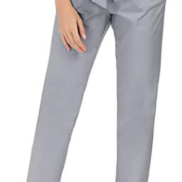 GRACE KARIN Women's Cropped Paper Bag Waist Pants with Pockets   Amazon (US)
