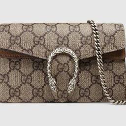 Dionysus GG Supreme super mini bag | Gucci (UK)