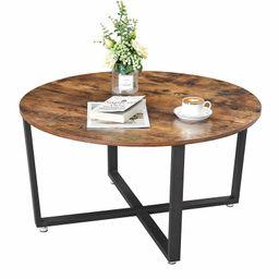 Wetumka Cross Legs Coffee Table   Wayfair North America