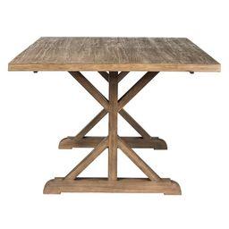 Liberty Furniture Industries Carolina Lakes Trestle Dining Table | Walmart (US)