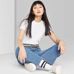 Women's Short Sleeve T-Shirt - Wild Fable™ (Regular & Plus) | Target