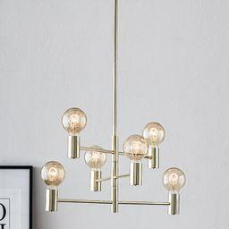 Capital 6-Light Sputnik Chandelier   Wayfair UK