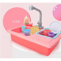 Tailored Color Changing Kitchen Sink Toys Children Heat Sensitive Thermochromic Dishwash | Walmart (US)