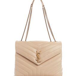 Medium Loulou Matelassé Leather Shoulder Bag   Nordstrom